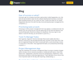 happytodos.com
