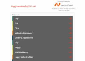 happyvalentineday2017.net