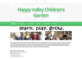 happyvalleychildrensgarden.com