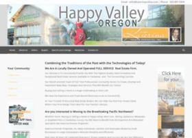 happyvalleyrealtors.com