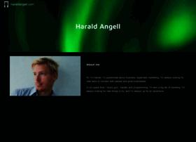 haraldangell.com