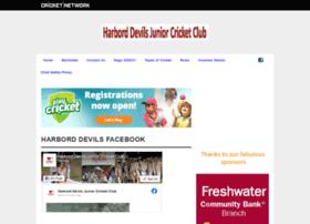 harborddevils.nsw.cricket.com.au