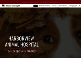 harborviewanimalhospital.com