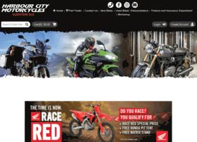 harbourcitymotorcycles.com