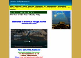 harbourvillagemarina.com