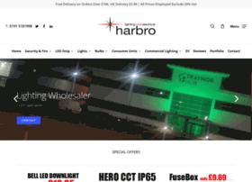 harbroelectrical.co.uk