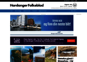 hardanger-folkeblad.no