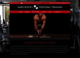 Hardbodiespersonaltraining.com