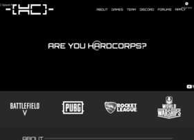 hardcorpsclan.com