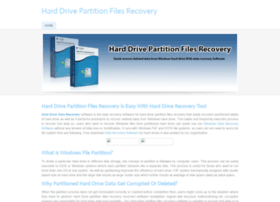 harddrivepartitionfilesrecovery.weebly.com