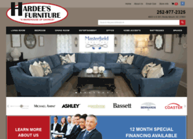 hardeesfurniture.com