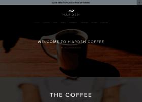 hardencoffee.com