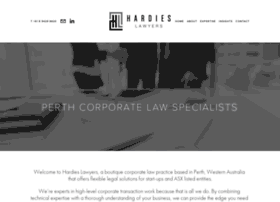 hardieslawyers.com