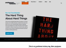 hardthings.bhorowitz.com
