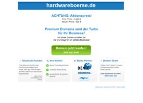 hardwareboerse.de