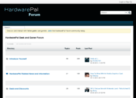 hardwarepalforum.com