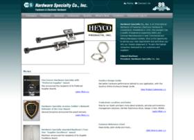 hardwarespecialty.com