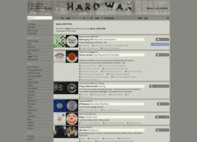 hardwax.de