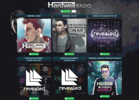 hardwellradio.com
