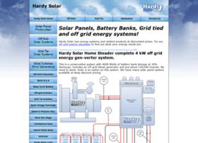 hardysolar.com