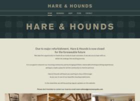 hareandhoundshotel.net