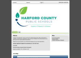 harford.schoolrecruiter.net