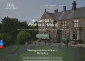 hargate-hall.co.uk