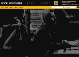 hariharimusik.co.id