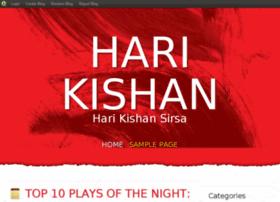 harihk.blog.com