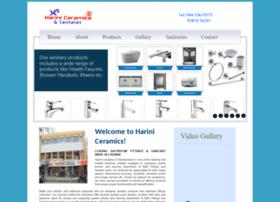 hariniceramics.com