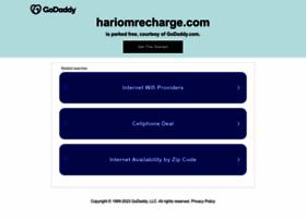 hariomrecharge.com