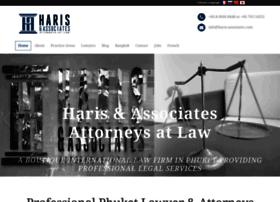 haris-associates.com