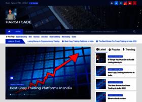 harishgade.com
