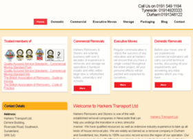 harkersremovers.co.uk