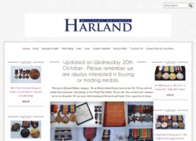 harlandmilitaryantiques.com