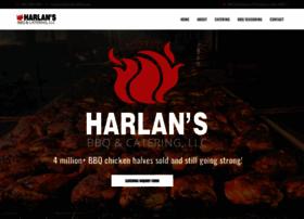 harlansbbq.com