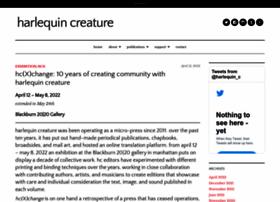 harlequincreature.org