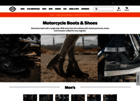 Harley-davidsonfootwear.com
