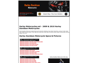 harleymotorcycles.net