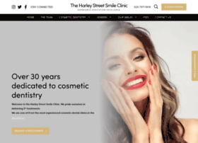 harleystreetsmileclinic.co.uk