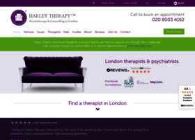 harleytherapy.co.uk