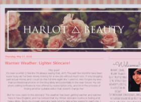 harlotbeauty.blogspot.com