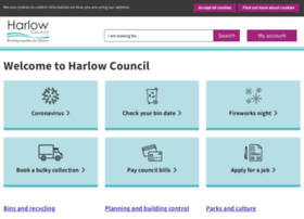 harlow.gov.uk