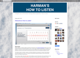 harmanhowtolisten.blogspot.com