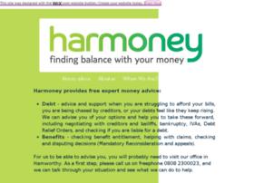 harmoney.org.uk