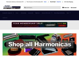 harmonicastore.com