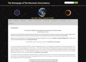 harmonicconcordance.org