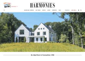 harmoniesmagazine.com