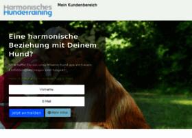 harmonischeshundetraining.de