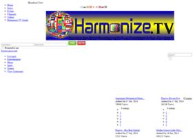 harmonize.tv